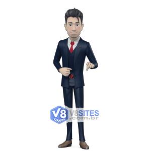 Apresentador Virtual Ricardo