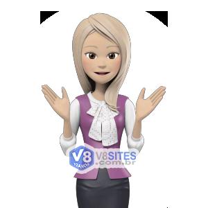 Apresentador Virtual Victória